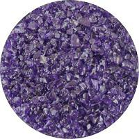 StoneSet - Recycled colour glass - Purple glass