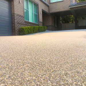 Driveway stoneset new zealand project